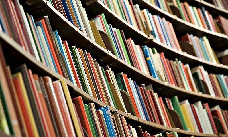 A childhood spent in the libraries of Quetta