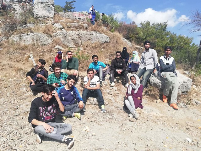 Reader's Hike by Read Pakistan Islamabad Chapter