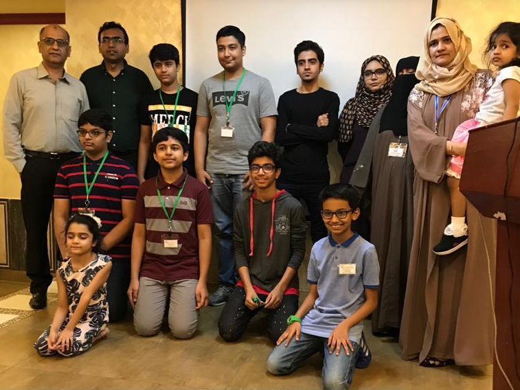 KSA: Monthly Sitting of Read Pakistan KSA Eastern Region
