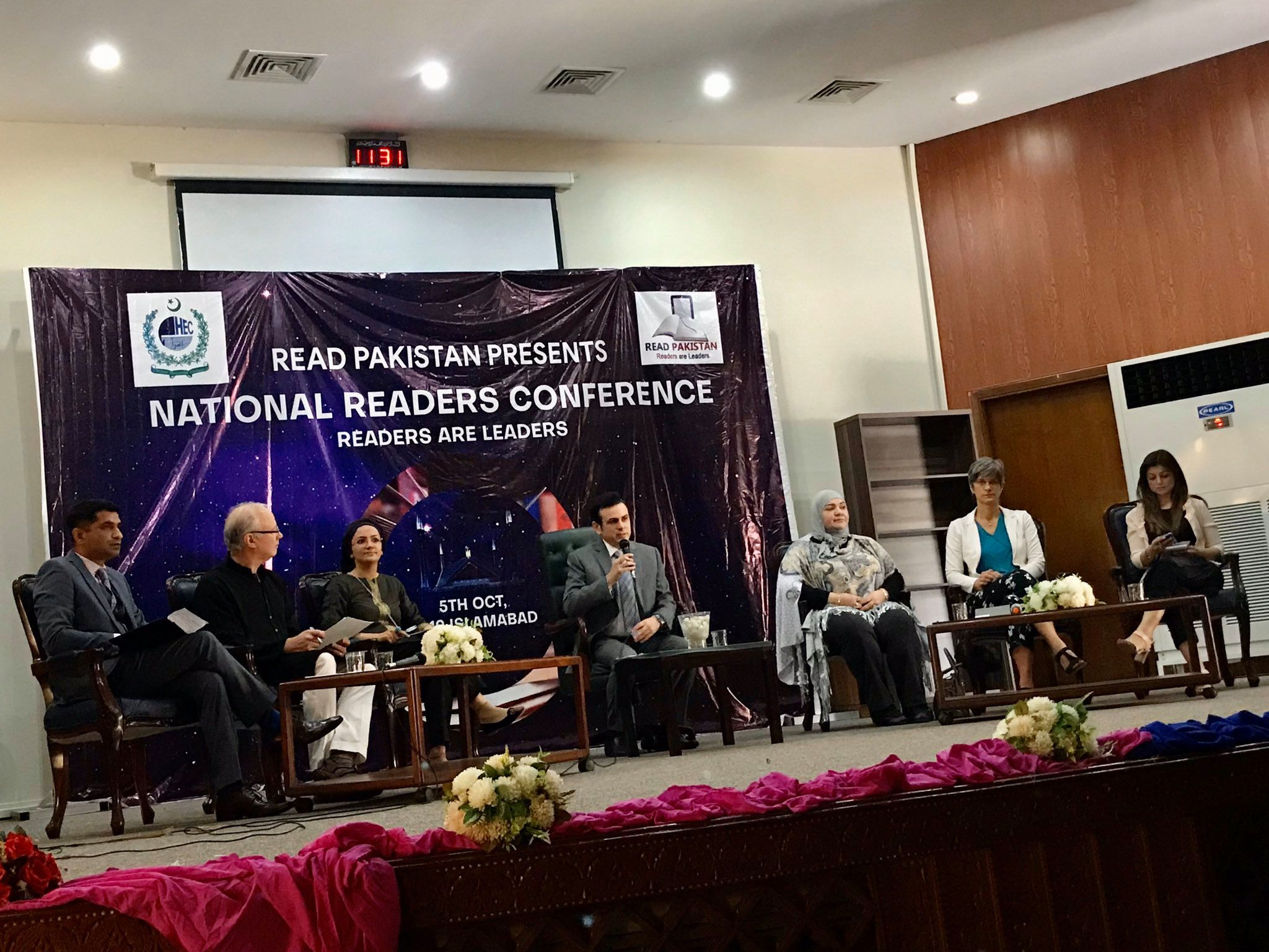National Readers Conference, 2019