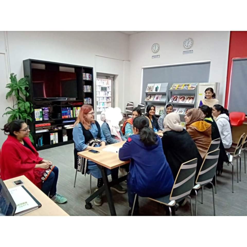 Read Pakistan Book Club activities in November, 2019